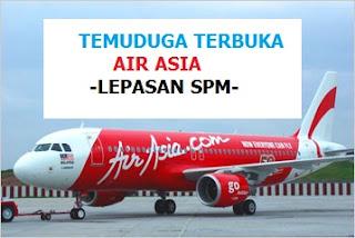 Air Asia Jawatan Kosong