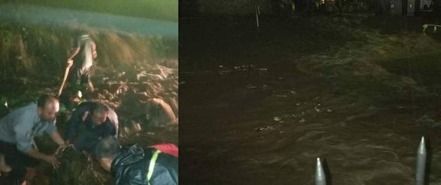 Garut Dihantam Banjir Bandang, 20 Orang Meninggal Dunia Ratusan Orang Hilang