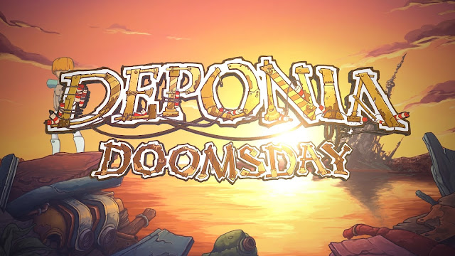 Baixar Deponia Doomsday (PC) 2016 + Crack