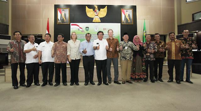 Sumsel Pertama Terapkan JIPP di Sumatera