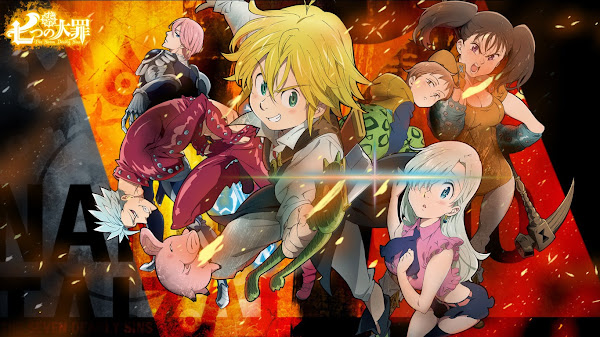 Meliodas Wallpaper Hd The Seven Deadly Sins Nanatsu No Taizai