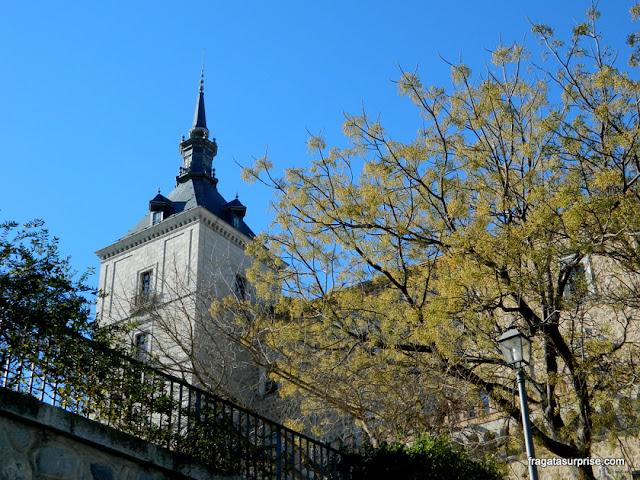 Alcazar de Toledo, Espanha