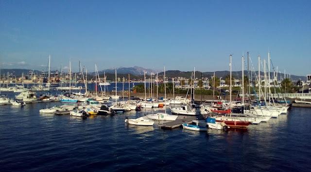 il porticciolo turistico della Spezia