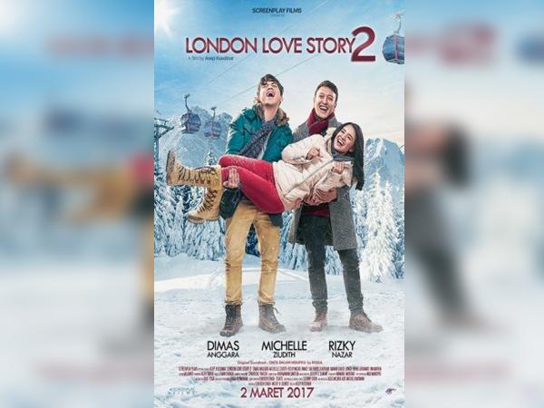 Sinopsis, detail dan nonton trailer Film London Love Story 2 (2017)