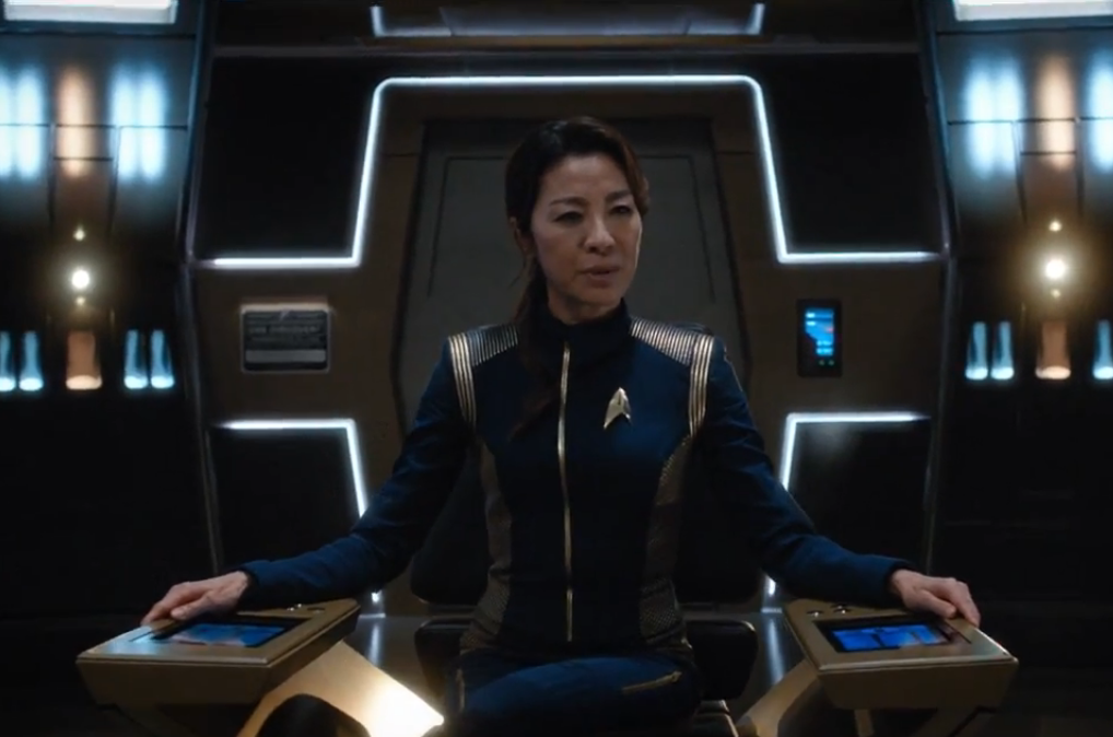 Star Trek Captain Says She Is From Langkawi Island