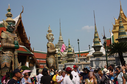 Bloggertreffen in Bangkok