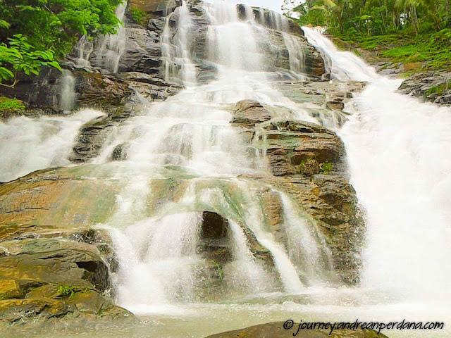 Air Terjun Ganden, Karangsambung, Kebumen