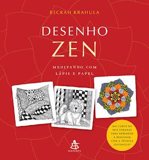Desenho Zen, Beckah Krahula, Editora Sextante