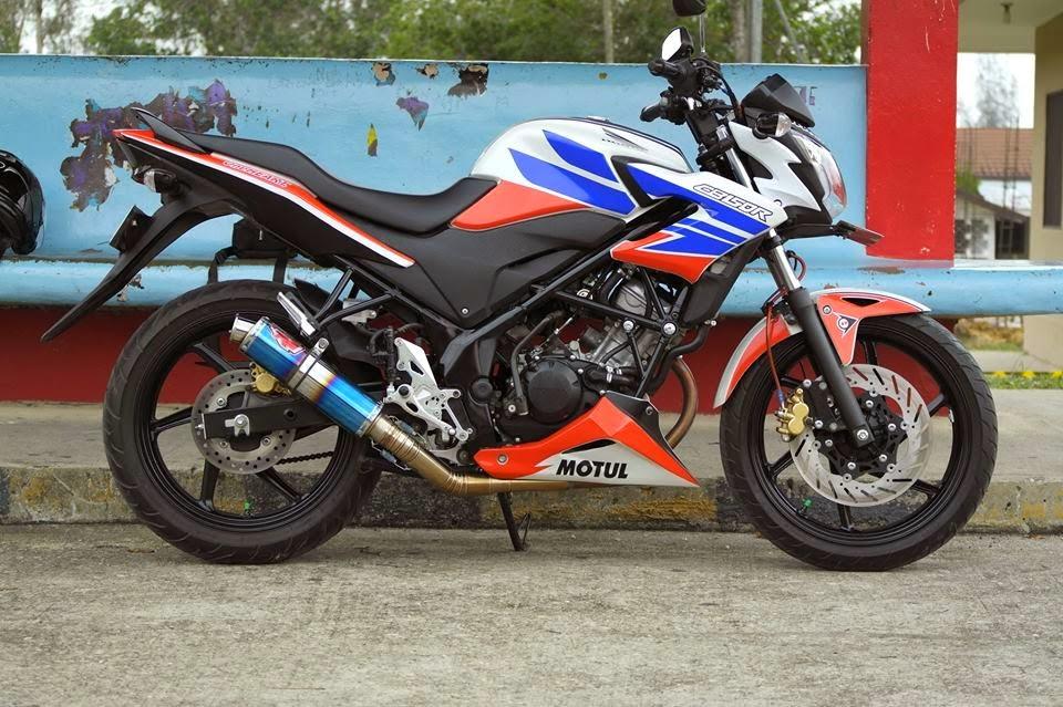 Spesifikasi Harga Kelebihan Honda Cb150r Full Fairing Baru