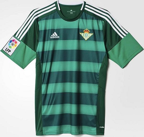 Simpático toda la vida Mala suerte  Adidas Real Betis 2015/16 Football Jerseys