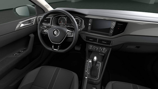 VW Polo 2018 - Interior - Highline