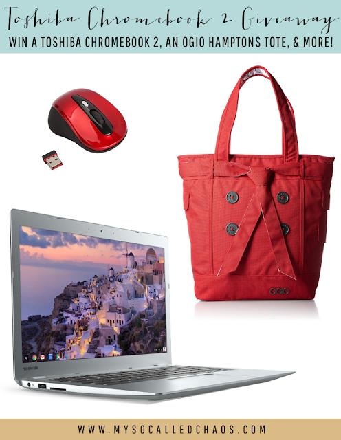 Toshiba Chromebook 2 #Giveaway