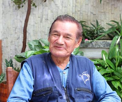 Emiro Garzón Correa, escultor colombiano