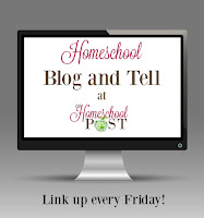 homeschool show and tell