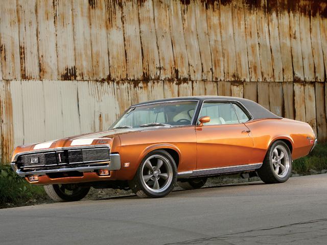 '69 Mercury Cougar :: via Flavien Dachet