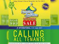 Kampoeng Ramadhan Ke-6 Kembali Digelar di Surabaya, 03 – 11 Juni 2017