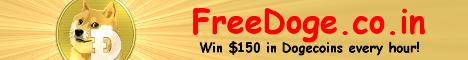 Registrate en FreeDogecoin!