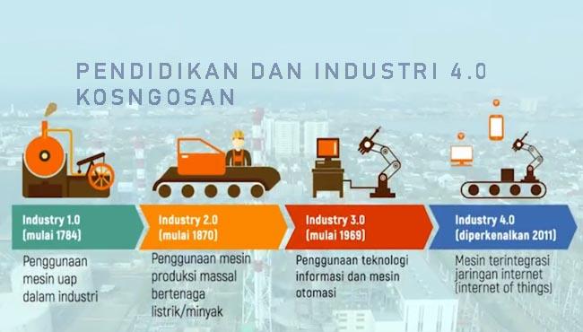 cara menghadapi industri 4.0