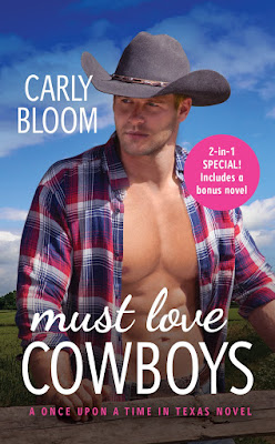 Cover Reveal: Must Love Cowboys by Carly Bloom + GIVEAWAY