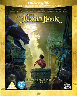 The Jungle Book (2016) 3D Latino