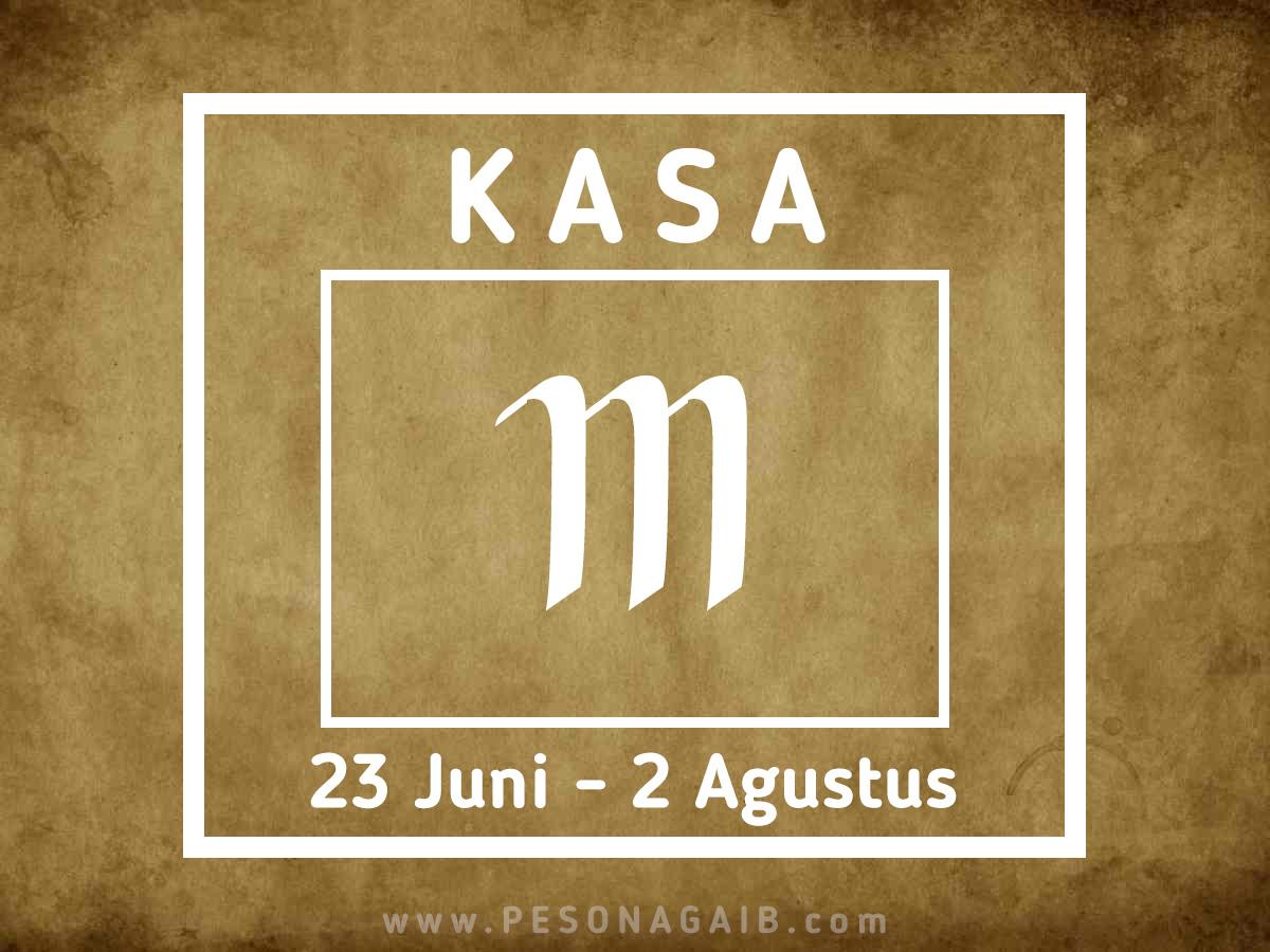 Ramalan Mangsa Kasa (23 Juni - 2 Agustus)