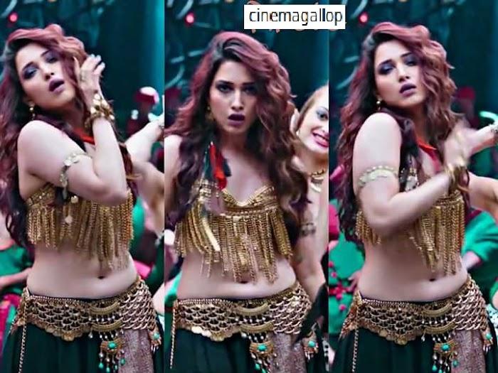 Tamannah's Sexy Video Song Swing Zara Images From Jai Lava Kusa - NTR, Tamannaah
