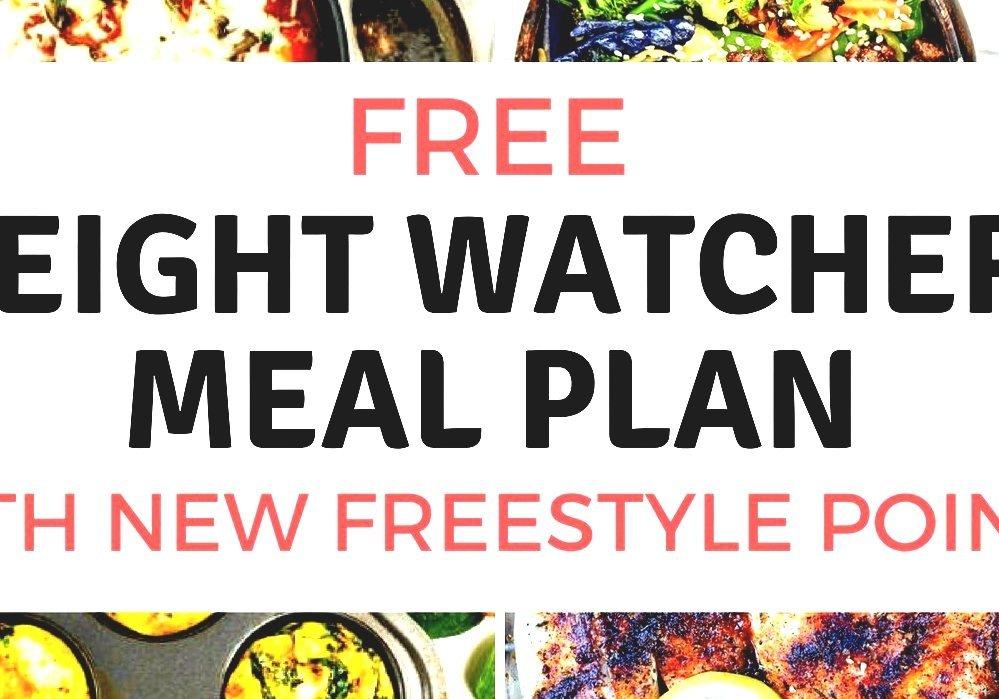Weight Watchers Weight Watchers Diet Plans