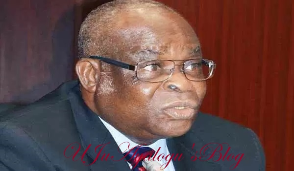 JUST IN: NJC Replaces Justice Salami On Committee To Monitor Corruption Cases