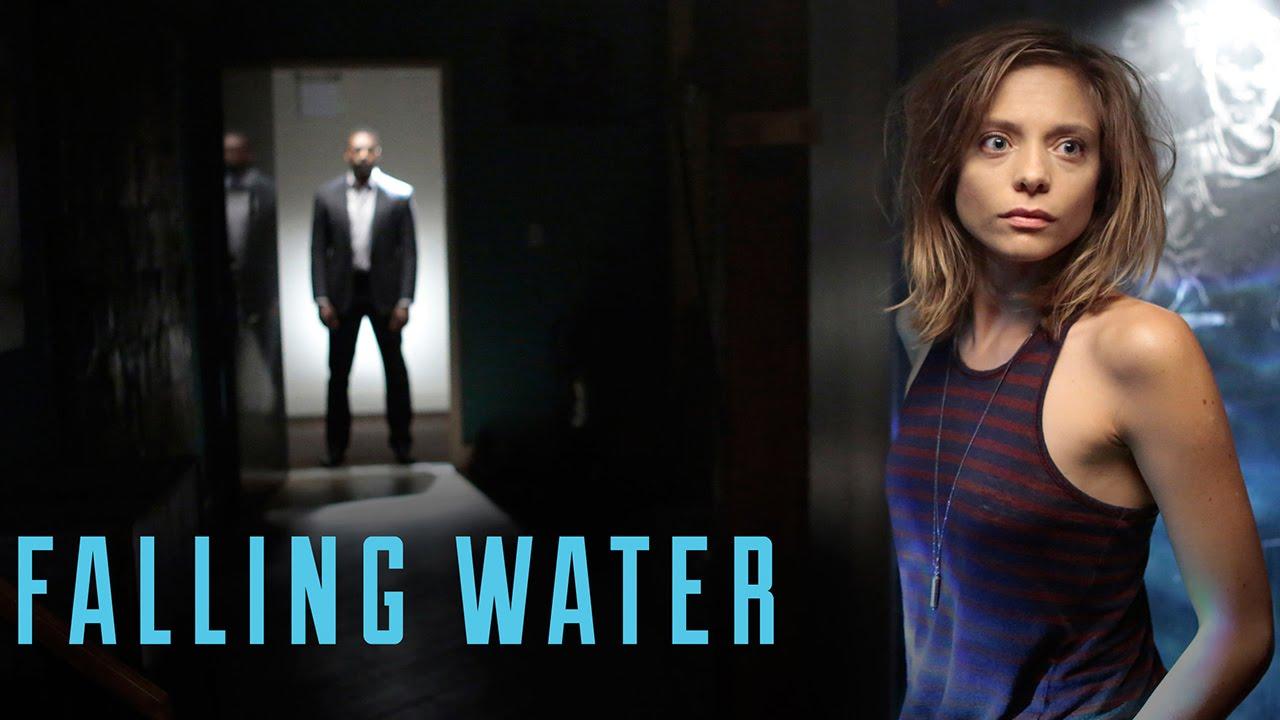 falling water Lizzie Brocheré serie