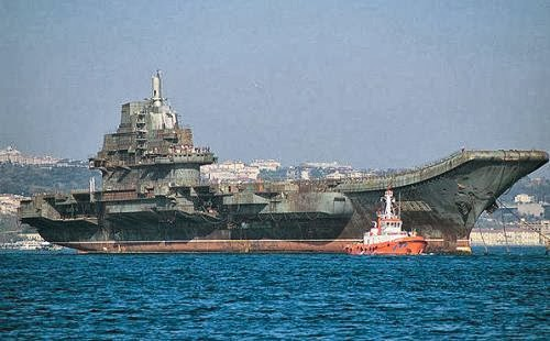 Kapal induk Liaoning