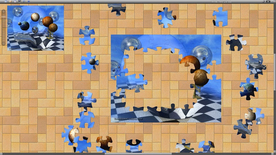 101 Proofs For God: #55 Jigsaw Puzzles