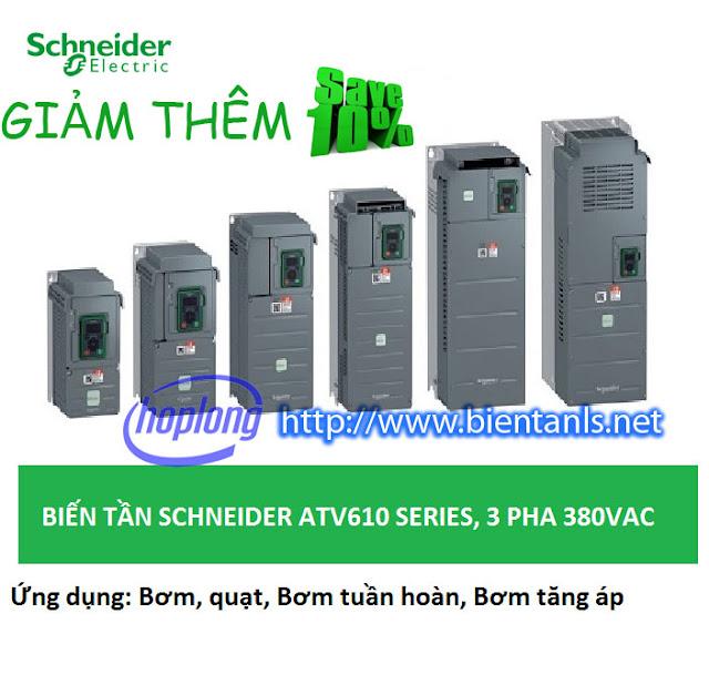 Biến tần ATV610C13N4 Schneider