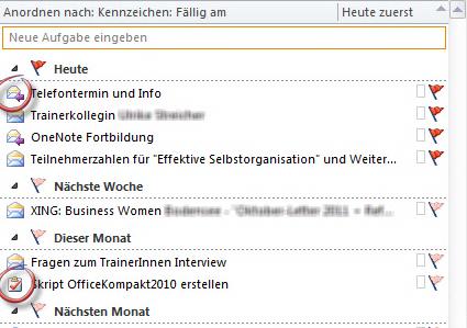 Das Teamwork Blog Outlook Aufgabenliste Bitte Nicht Die