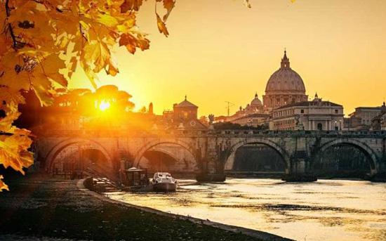 buenos días Roma - Qué hacer en Roma otoño 2016
