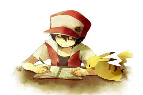 pokemon escribir