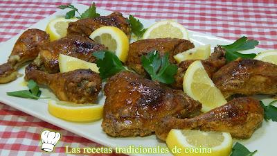 Receta fácil de pollo con especias muy tierno al estilo tandori