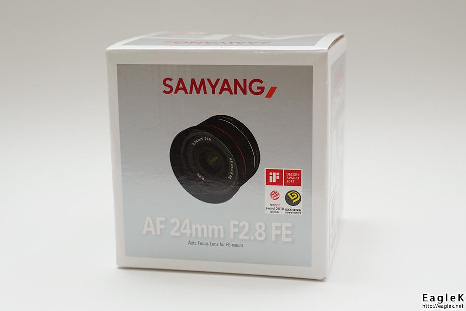 Samyang AF 24mm F2.8 FE Sony Full Frame Mirrorless Lens Reviews ...