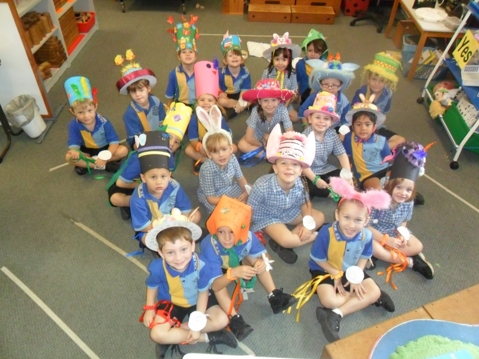 Mrs Ward S Land Of The Little Learners March