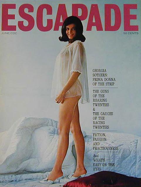 Mens Magazine Covers Escapade  vintage everyday