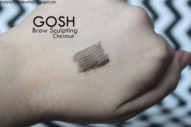 Gosh Brow Sculpting Gel