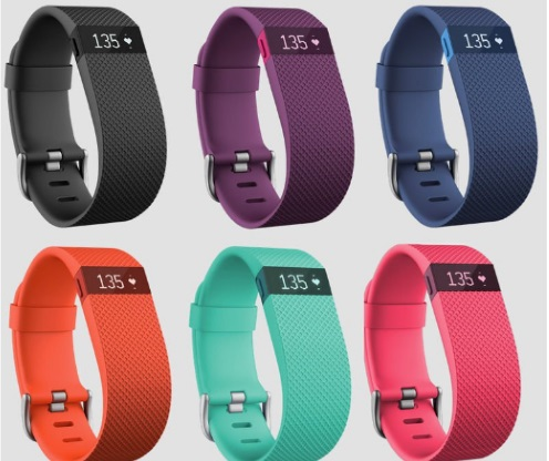 Fitbit Charge Hr Contest