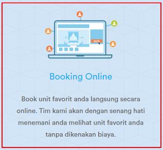 Jendela360 menawarkan Booking Online Apartemen di Jakarta