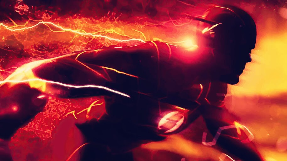 Flash, DC, Superhero, 4K, #6.1204