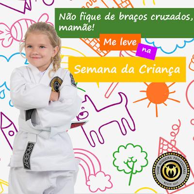 Aulão dia das crianças - Academia Team Nogueira Recreio