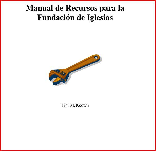 Tim McKeown-Manual De Recursos Para La Fundación De