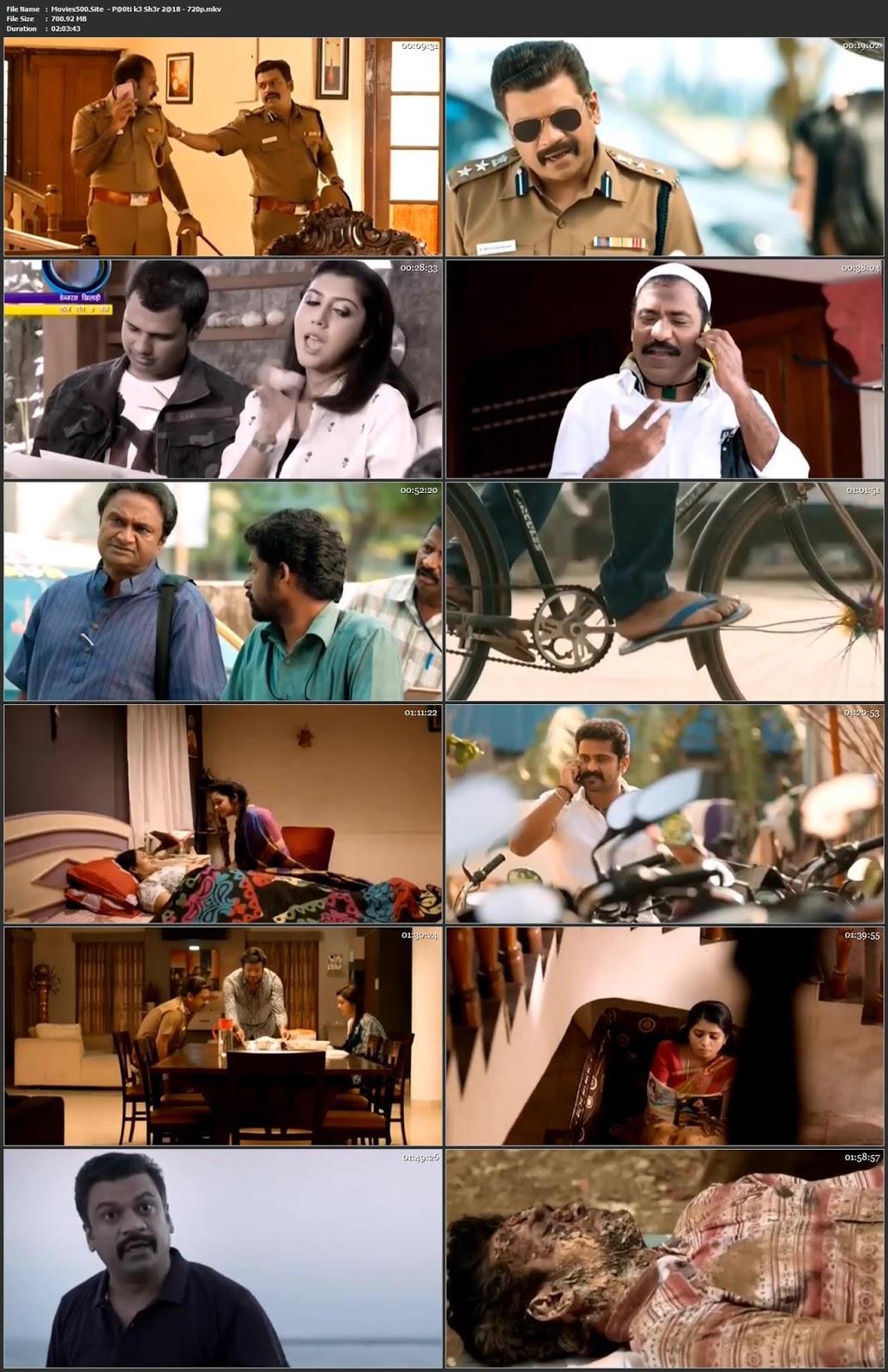 Patti Ke Sher 2018 Hindi Dubbed Full Movie HDTV 720p