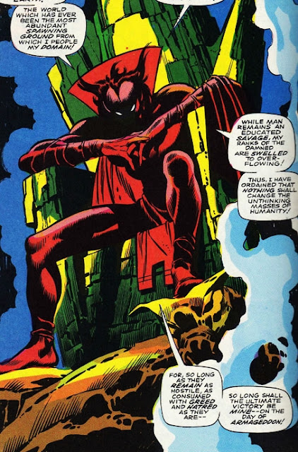 Mefisto Marvel