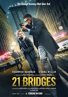 21 Bridges (2019) Full Movie [English-DD5.1] 720p BluRay ESubs Download