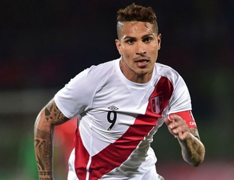 Guerrero é suspenso por mais oito meses e está fora da Copa