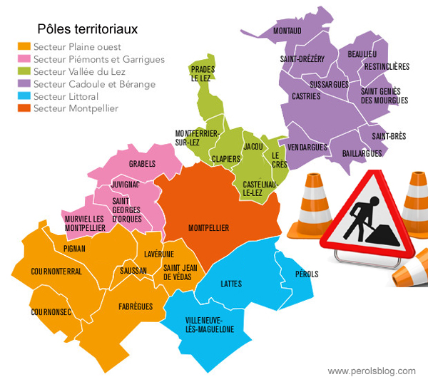 Pôle territorial Pérols